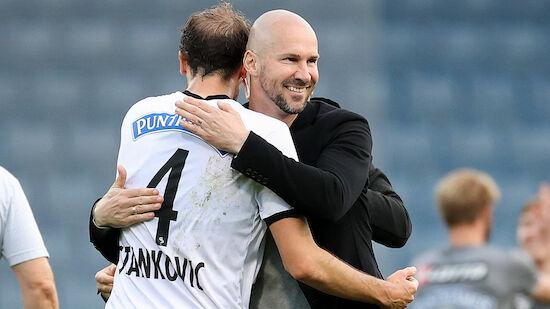 Sturm-Coach Christian Ilzer heiß begehrt
