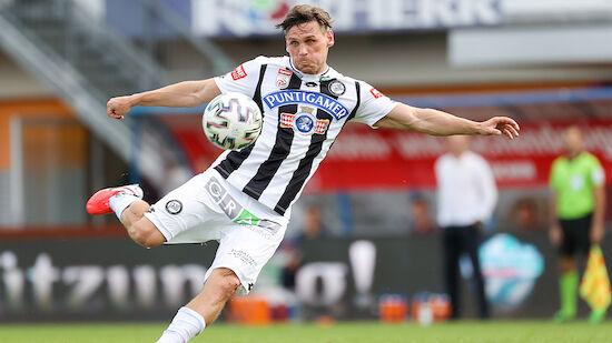 Christoph Leitgeb neuer Chefscout bei Sturm Graz