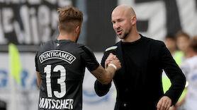 """Ilzer lobt Jantscher: """"Ein klasse Spieler"""""""