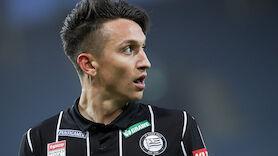 Sturm Graz kämpft um Baris Atik