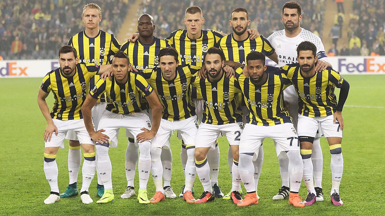 Galatasaray Fenerbahce Statistik
