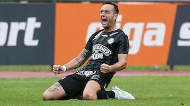 Jakob Jantscher: Kommen in die Europa League
