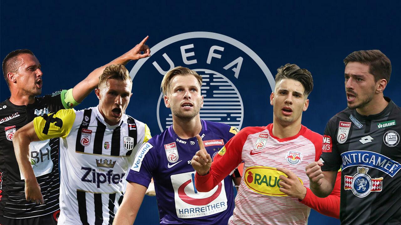 Uefa Wertung