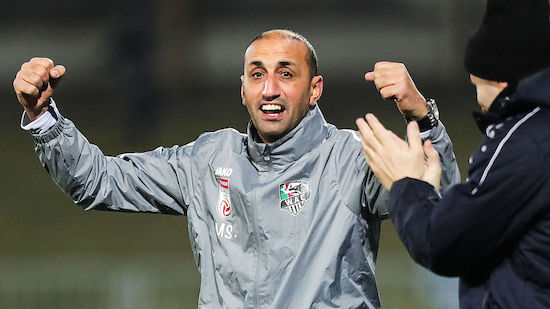 Co-Trainer Mo Sahli verlässt den WAC