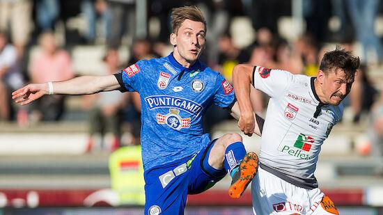 Wolfsberger AC holt Sturm-Kicker Schmerböck zurück