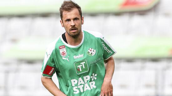 WSG-Kicker Pranter wechselt in die Regionalliga
