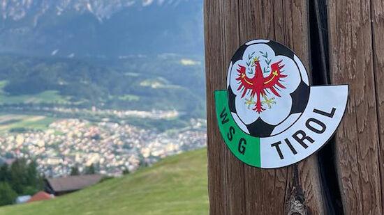WSG Tirol präsentiert neues Logo