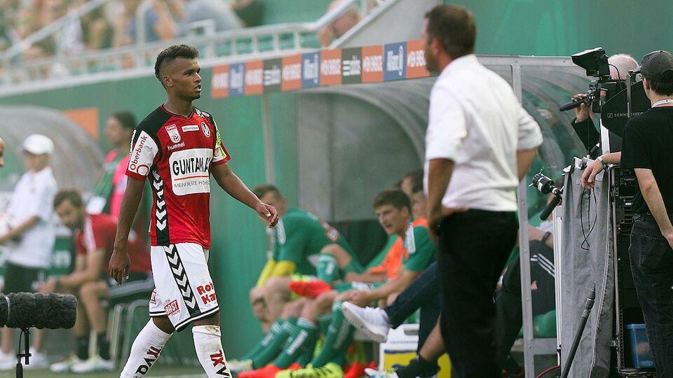Bilder der 1. Bundesliga-Runde