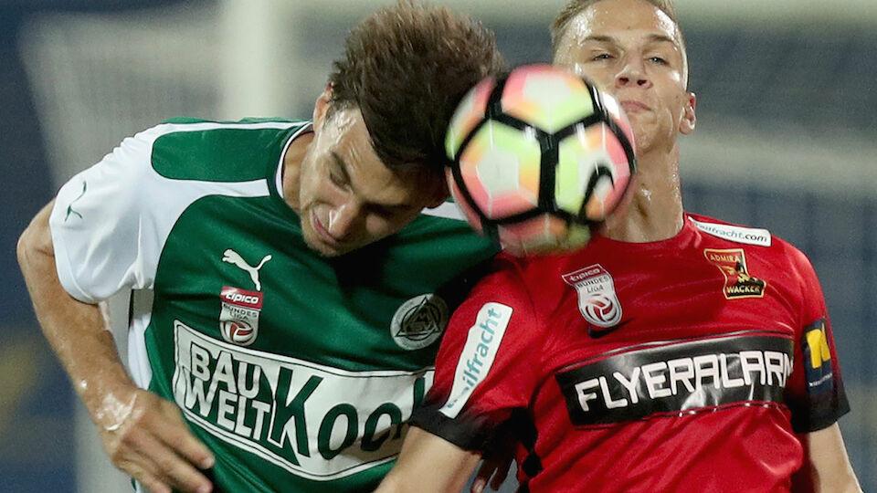Bilder der 10. Bundesliga-Runde