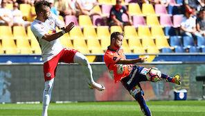 WAC knöpft Salzburg Punkte ab