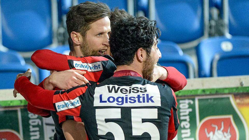 Die besten Bilder der 24. Bundesliga-Runde