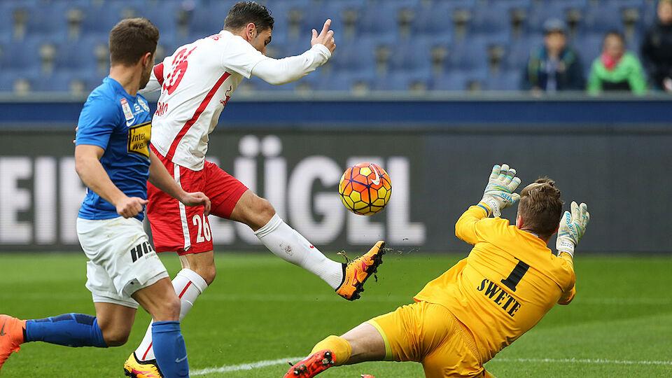 Bilder der 26. Bundesliga-Runde