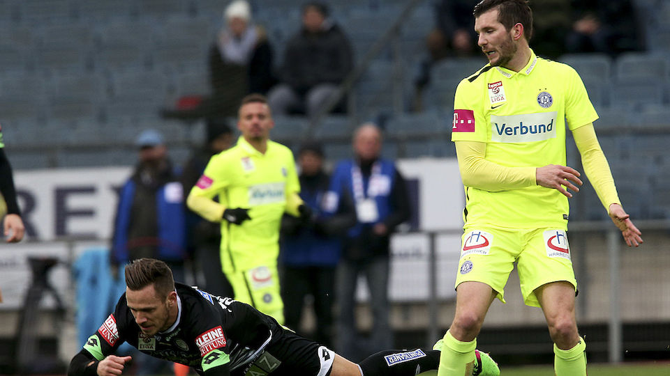 Die besten Bilder der 27. Bundesliga-Runde