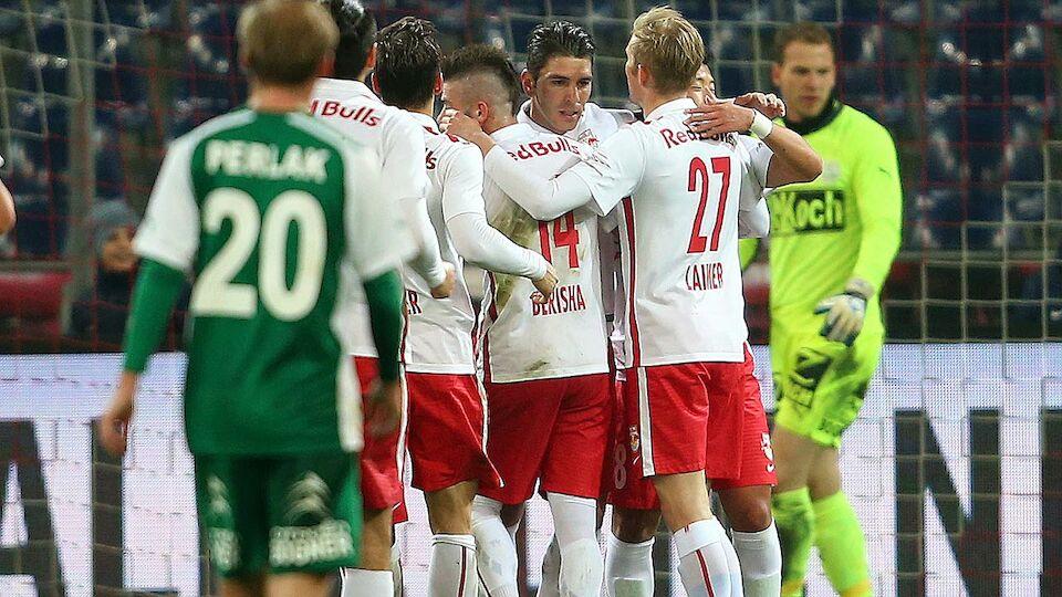 Die besten Bilder der 28. Bundesliga-Runde