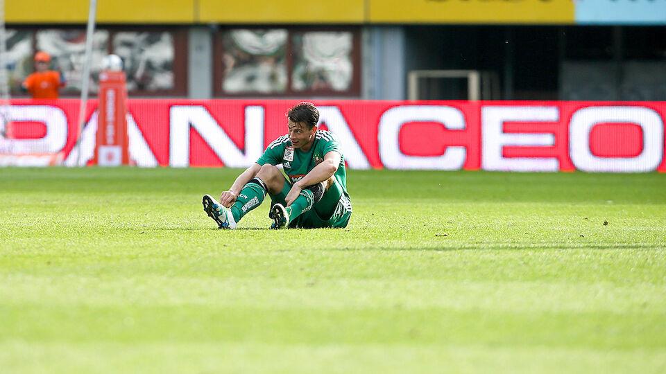 Die besten Bilder der 29. Bundesliga-Runde