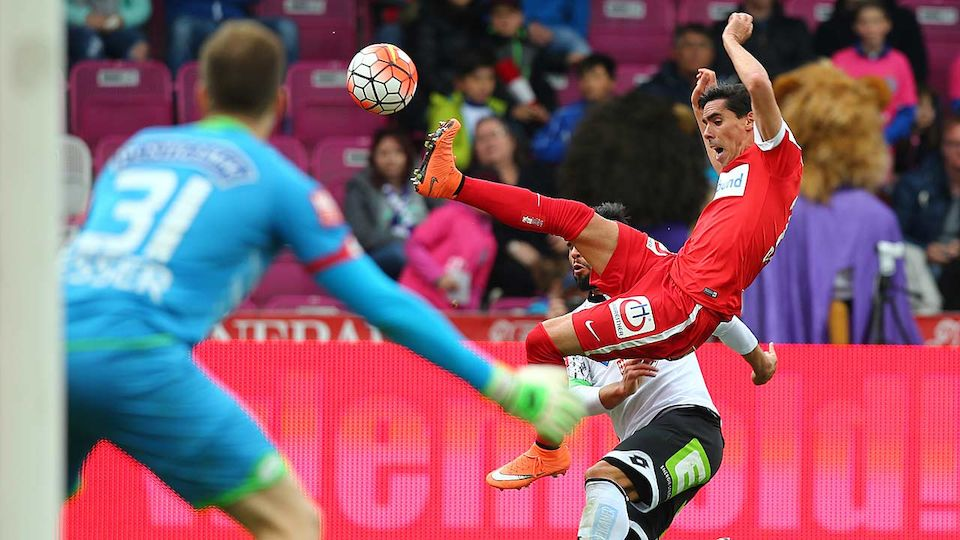 Bilder der 36. Bundesliga-Runde