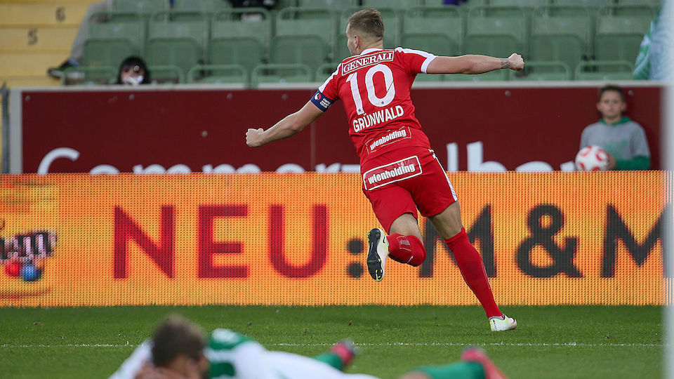 Bilder der 11. Bundesliga-Runde