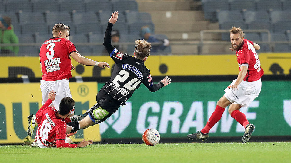 Die besten Bilder der 14. Bundesliga-Runde