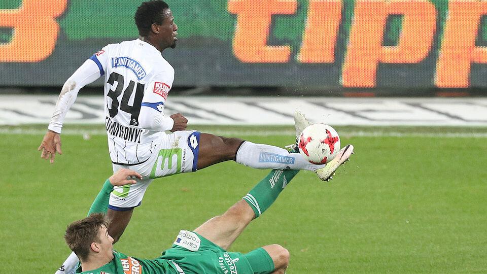 Die Bilder der 16. Bundesliga-Runde
