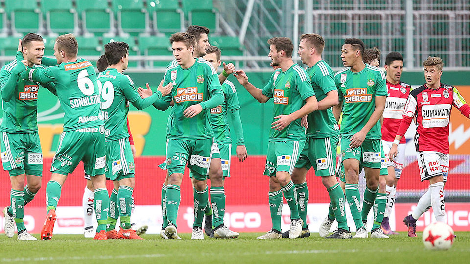 Bilder der 19. Bundesliga-Runde