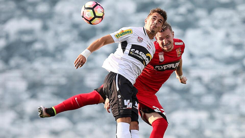 Bilder der 3. Bundesliga-Runde
