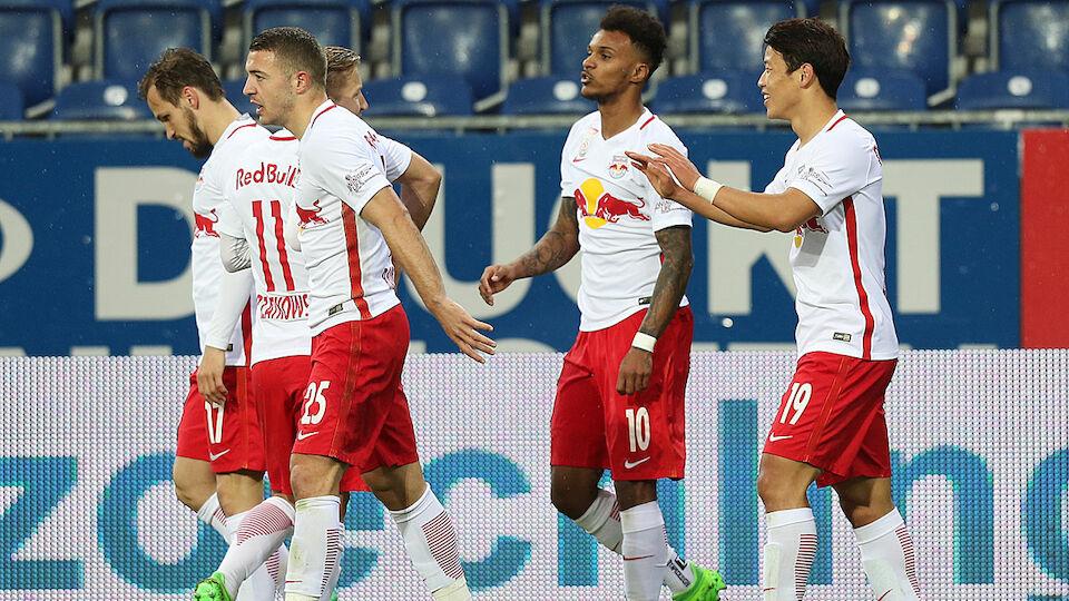 Die besten Bilder der 30. Bundesliga-Runde