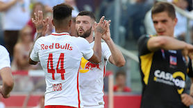 Salzburgs bestes Bundesliga-Team