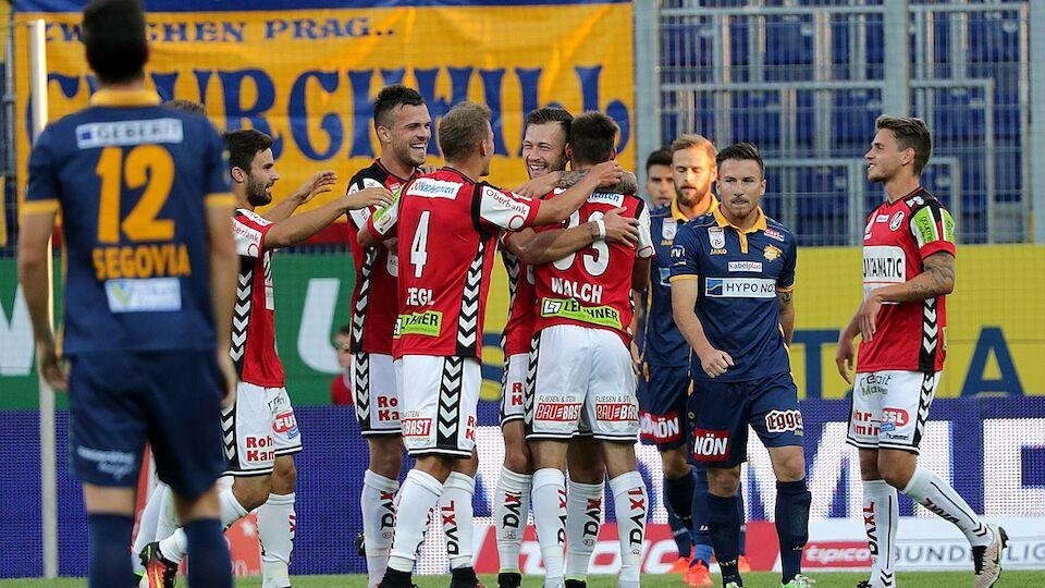 Die Bilder der 7. Bundesliga-Runde