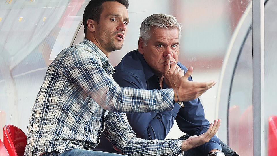 Die besten Bilder der 9. Bundesliga-Runde
