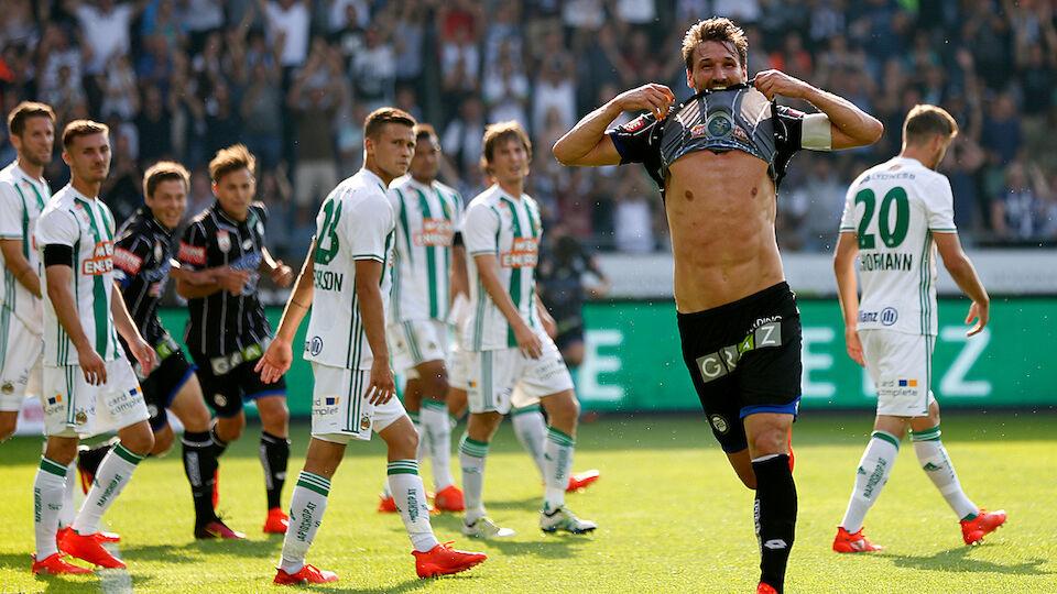 Diashow: Die besten Bilder aus dem Bundesliga-Herbst 2016