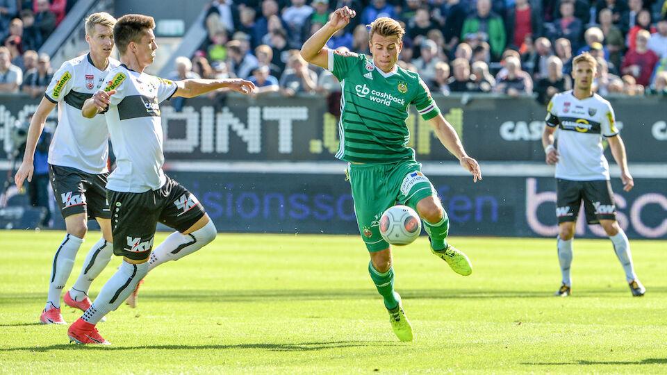 Bilder der 8. Bundesliga-Runde 2017/18