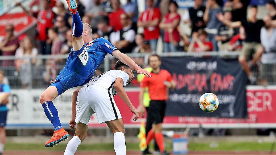 Bilder der 32. Bundesliga-Runde