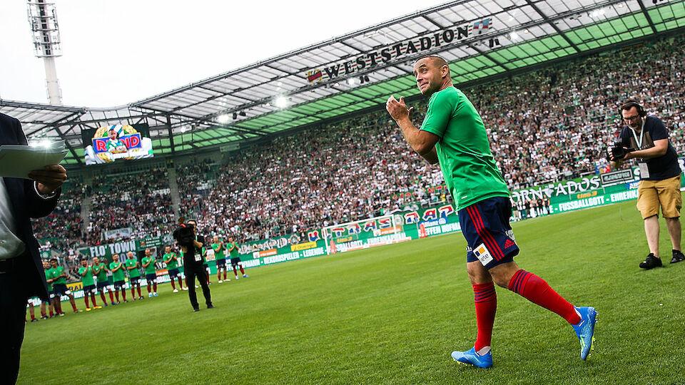 Steffen Hofmann Abschiedsspiel Diashow