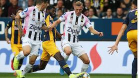 Salzburg entgeht 1. Niederlage