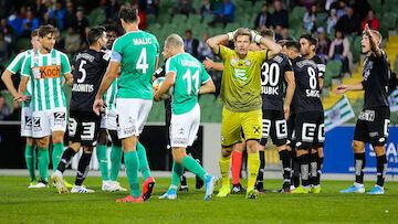 """Sturm-Wut: """"Verbrechen am Fußball"""""""