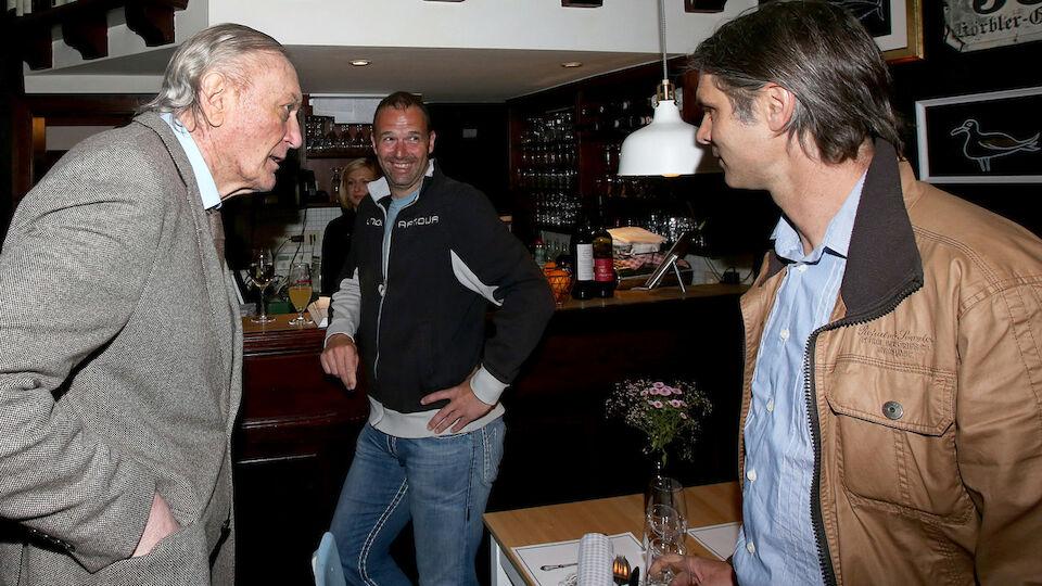 Gänsehaut-Stimmung bei Ehrung für Ivica Osim