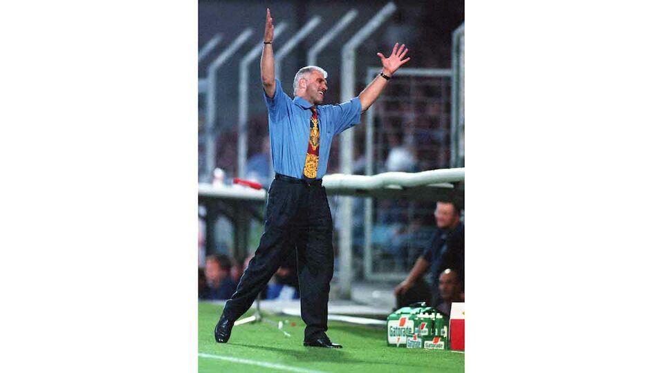 Rapid-Trainer seit 1990