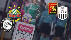 Bundesliga-Streit um TV-Geld-Verteilung ins Chaos?