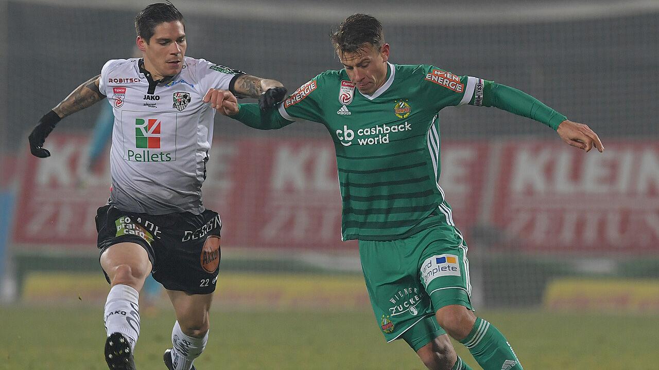 Bundesliga live sk rapid empf ngt wolfsberger ac for Bundesliga live