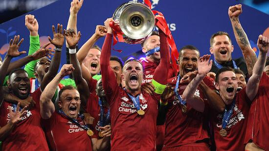 Blitztor! Liverpool gewinnt Champions Leage