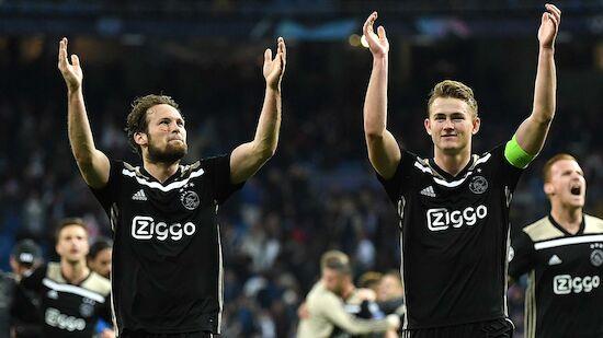 UEFA-Fünfjahreswertung: Niederlande am ÖFB vorbei