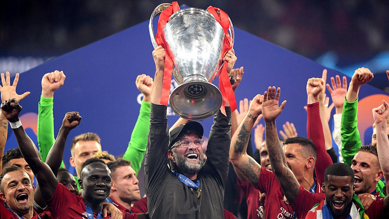 Liverpool Champions League Finale