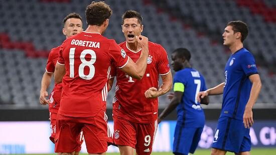 Chelsea für Bayern keine Hürde