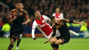 Ajax Amsterdam bleibt in Gruppe H über