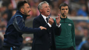 Strafe? Eklat um Carlo Ancelotti
