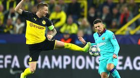 Ter Stegen rettet Barca-Remis in Dortmund