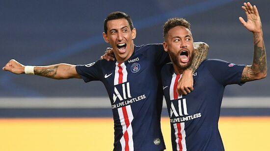 Souverän! PSG erster Finalist der Champions League