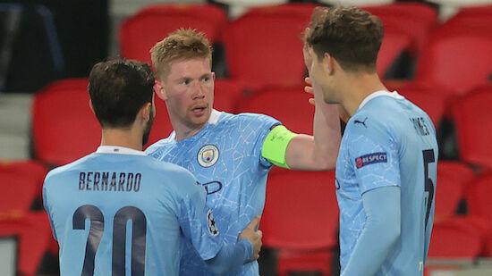 Manchester City biegt PSG nach Rückstand