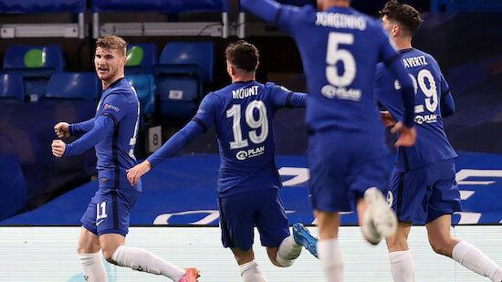 Chelsea folgt ManCity ins Champions-League-Finale
