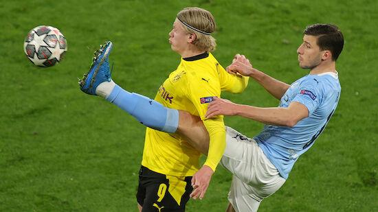 ManCity schmeißt Dortmund aus der Königsklasse
